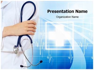 medical background powerpoint presentation template is one of the best medical