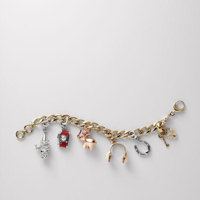 Fossil Charm Bracelet