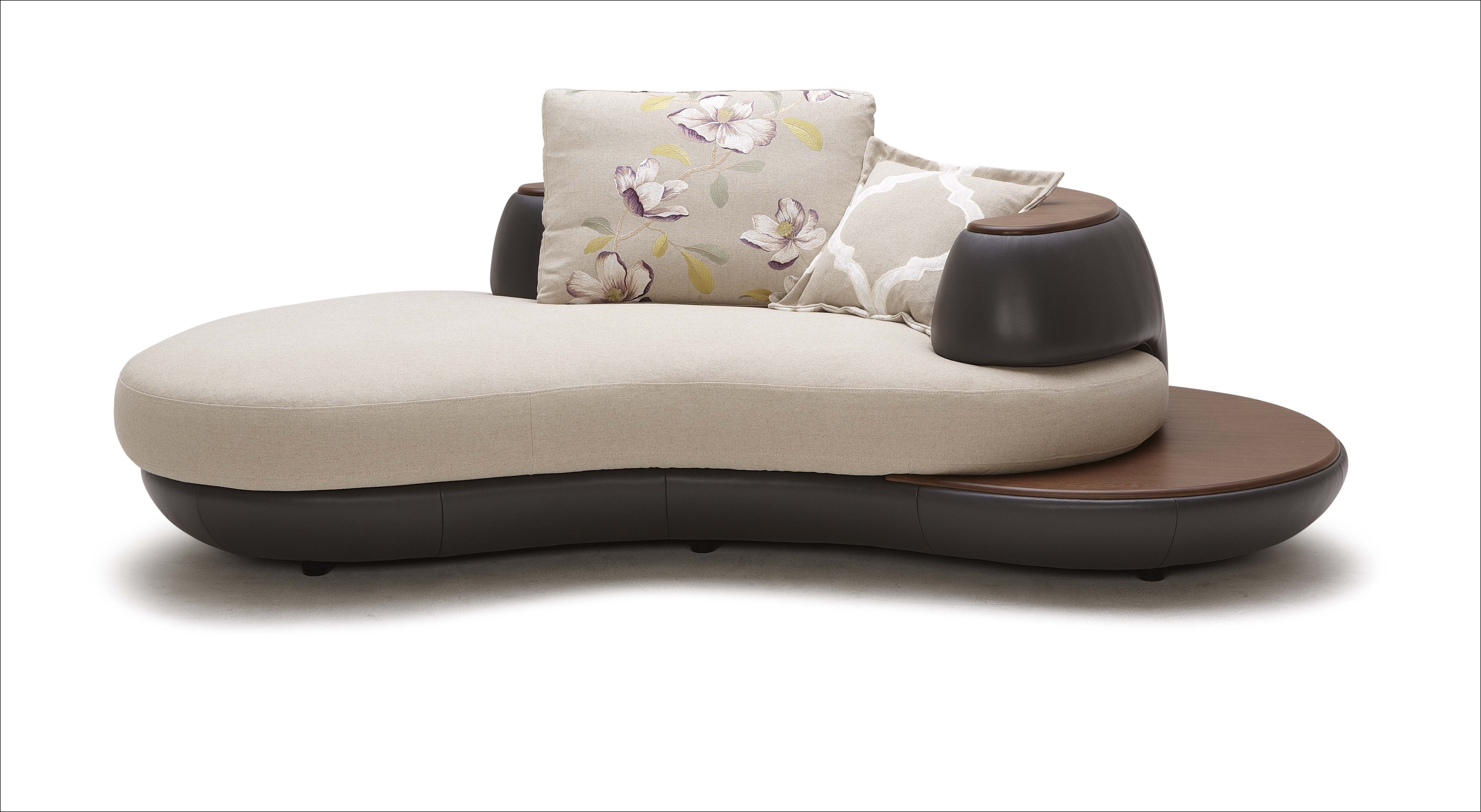 Circular Loveseat Sofa