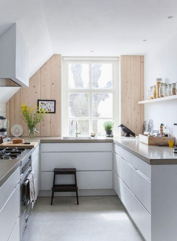 1000  ideeën over l vormige keuken op pinterest   keuken ...