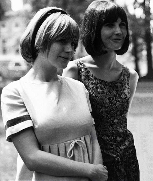 Marianne faithfull and sandie shaw london 13 august 1965 the marianne faithfull and sandie shaw london 13 august 1965 altavistaventures Choice Image