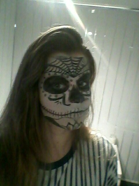 Dia de los Meurtos (Day of the Dead) Inspired by MadeYewLook