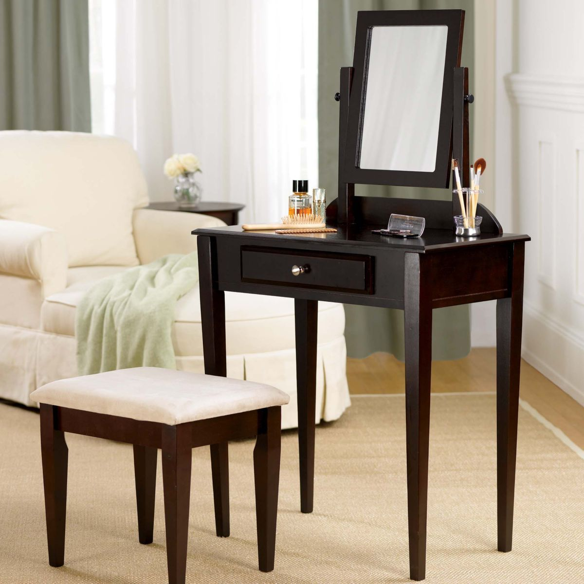 Piece vanity set home decor pinterest vanity set