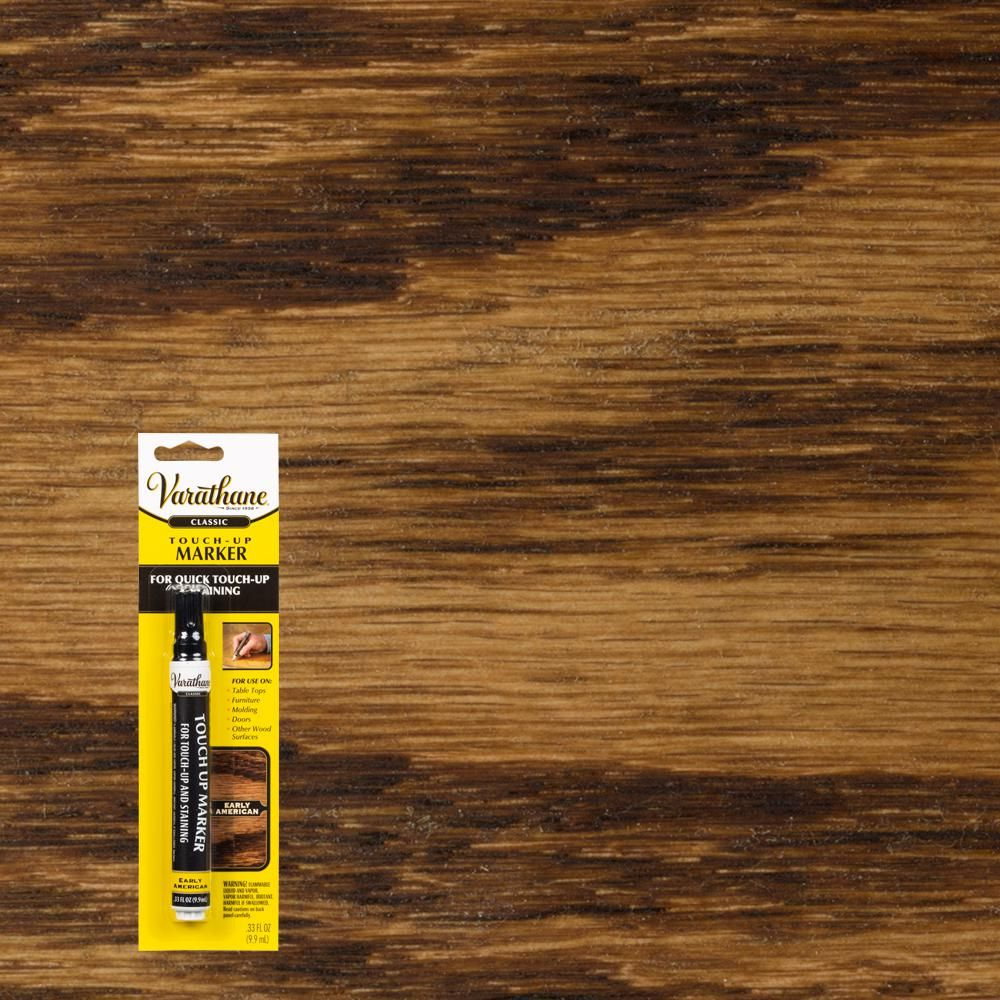Varathane 33 Oz Early American Wood Stain Furniture Floor