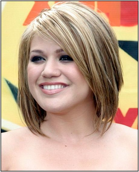 Medium Cut Hairstyles Hairstylesforheavywomen09_19 460×570  Hair  Pinterest