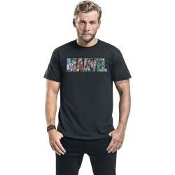 Photo of Marvel Character Logo T-ShirtEmp.de