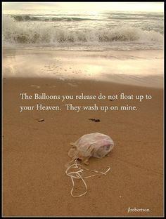 Pin On Balloon Release Alternatives