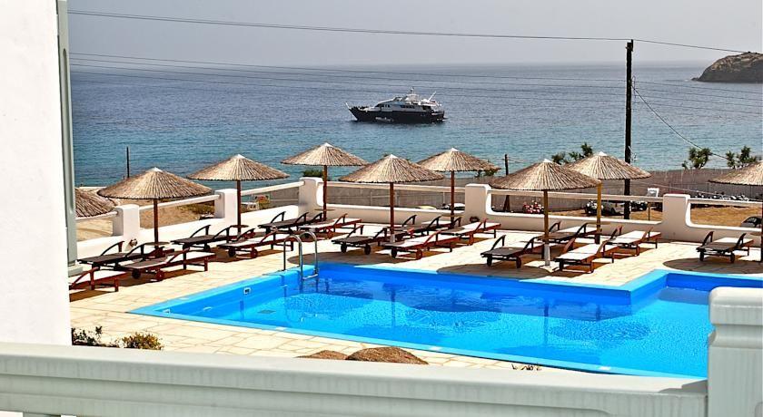TROPICANA HOTEL - Mykonos - Grécia Reserve agora mesmo:  http://megaroteiros.com.br/hoteltropicanamykonos