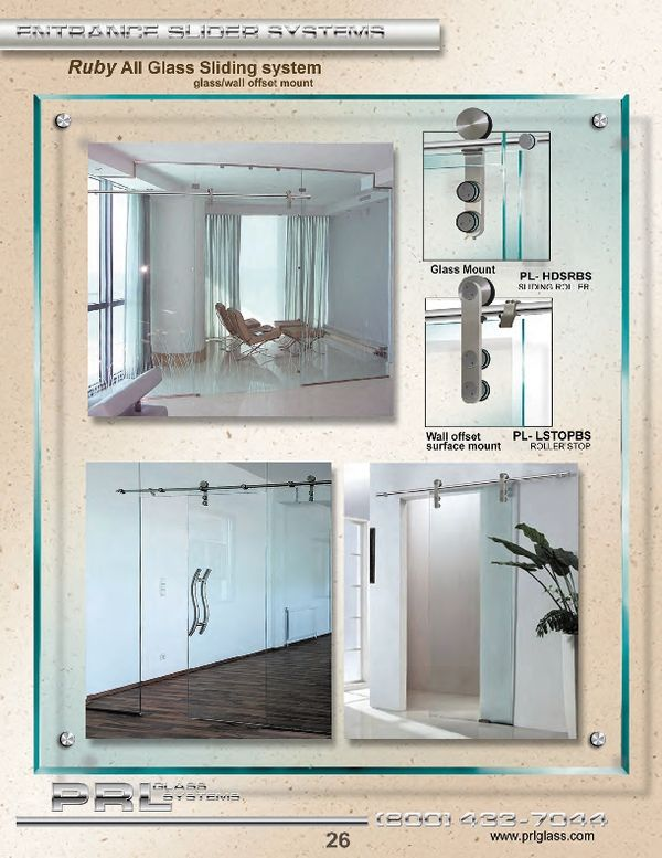 all glass sliding door system the ruby door slider system works with 38