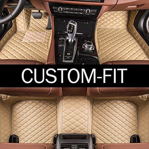 Ninte Custom Fit Allweather 3d Covered Car Carpet Floorliner Floor Mats For Lexus Es Es200 Es240 Es250 Es300 Es300h Es350 20132017 Custom Fit Lexus Floor Mats