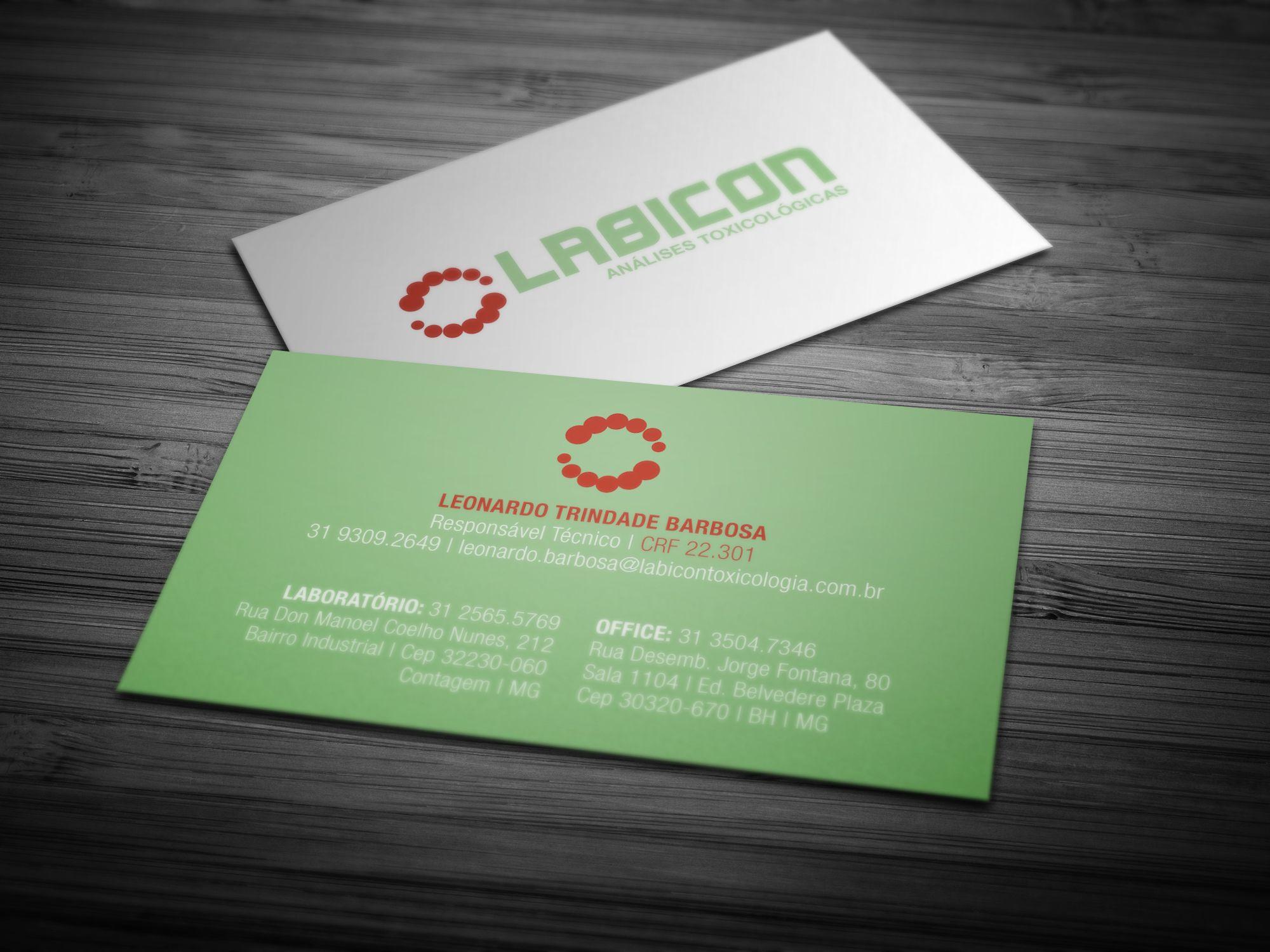 Cartão - Labicon