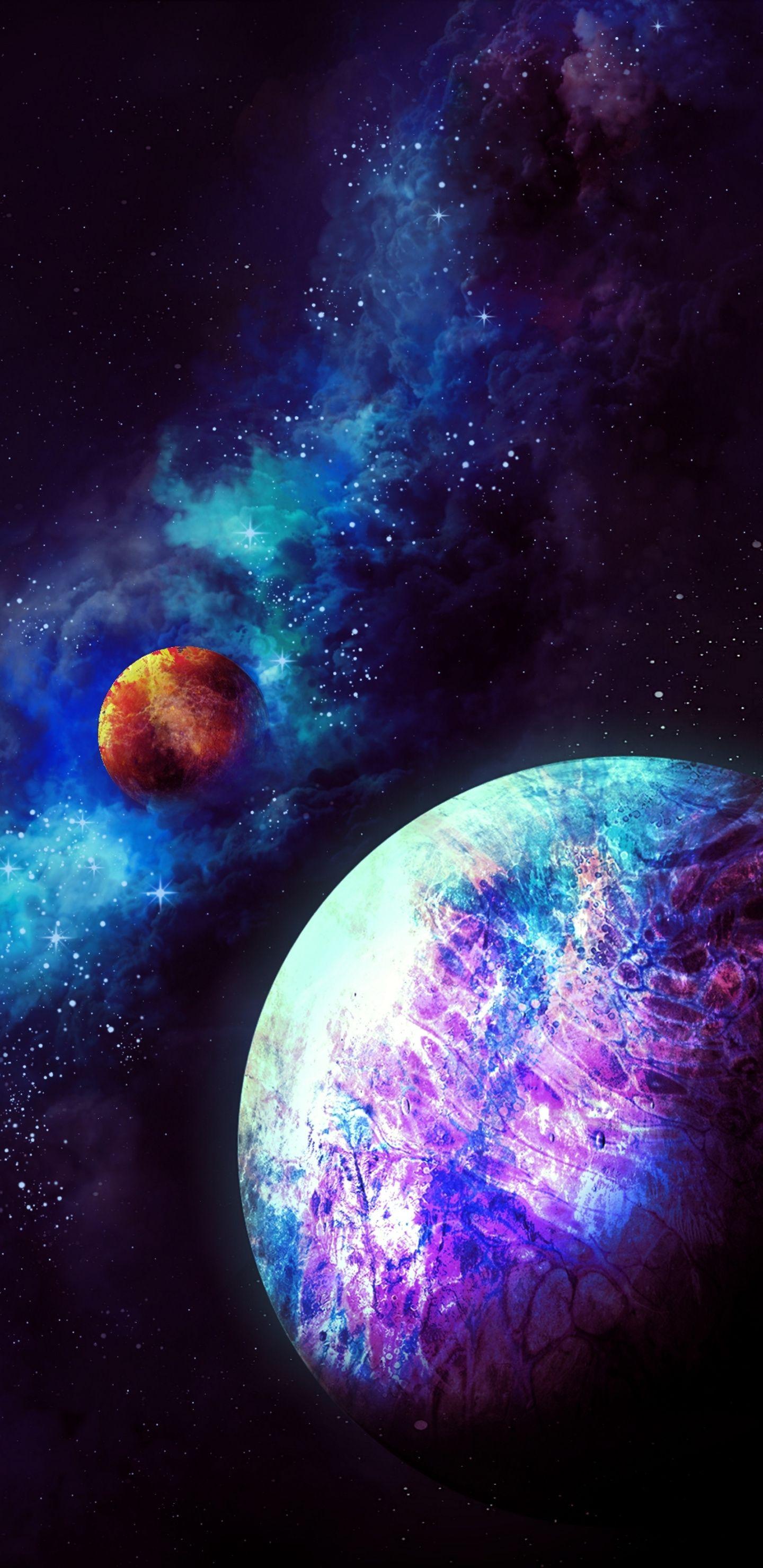 1440x2960 Planets Nebula Galaxy Wallpaper Galaxy Wallpaper Pikachu Wallpaper Dragon Pictures