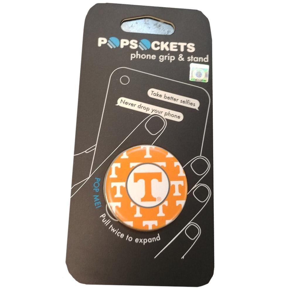 Tennessee Volunteers Pop Socket WHT Tennessee volunteers