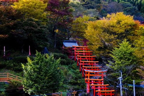 Old Taio Gold Mine Shrine