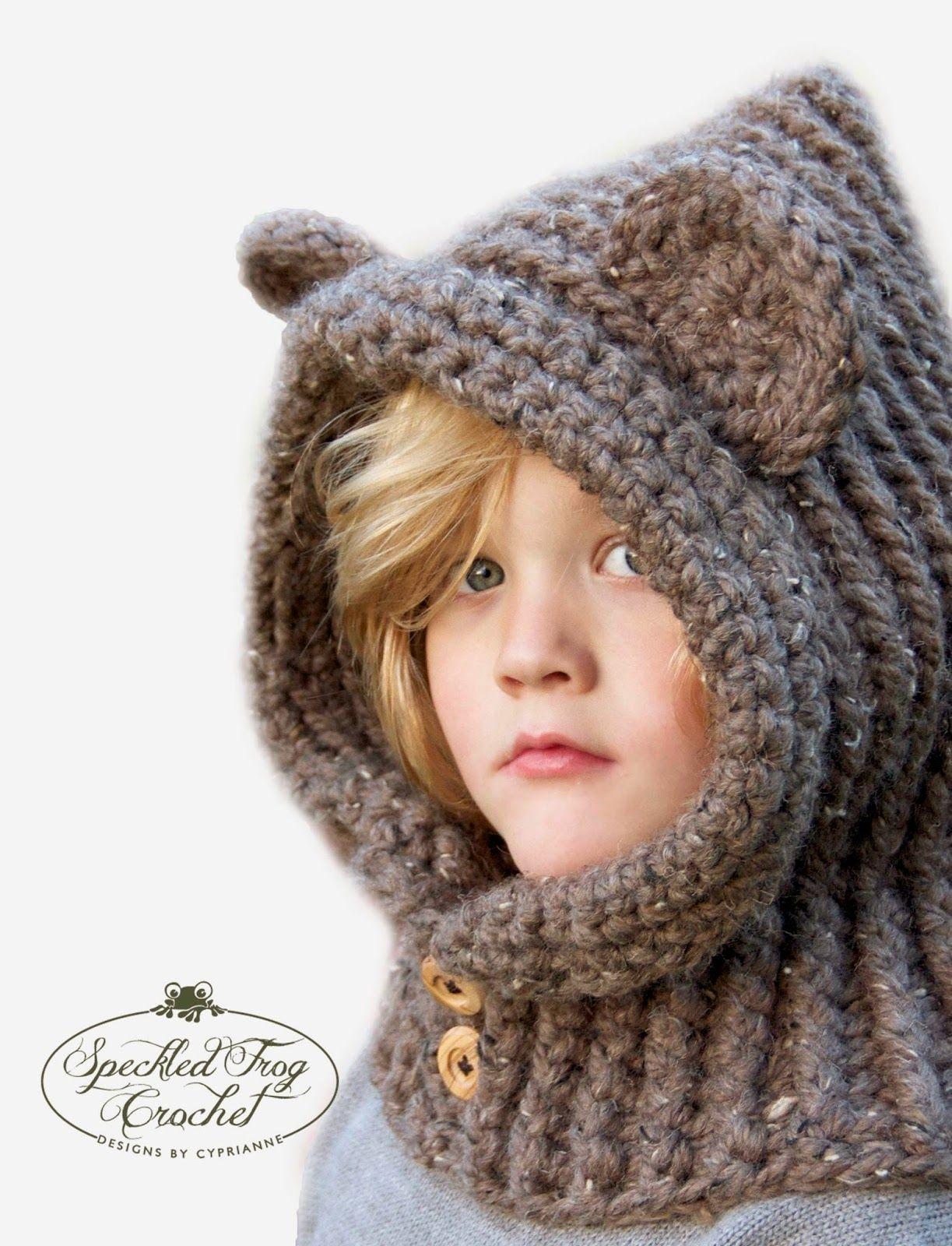 Speckled frog crochet crochet hooded bear cowl pattern crochet speckled frog crochet crochet hooded bear cowl pattern bankloansurffo Gallery