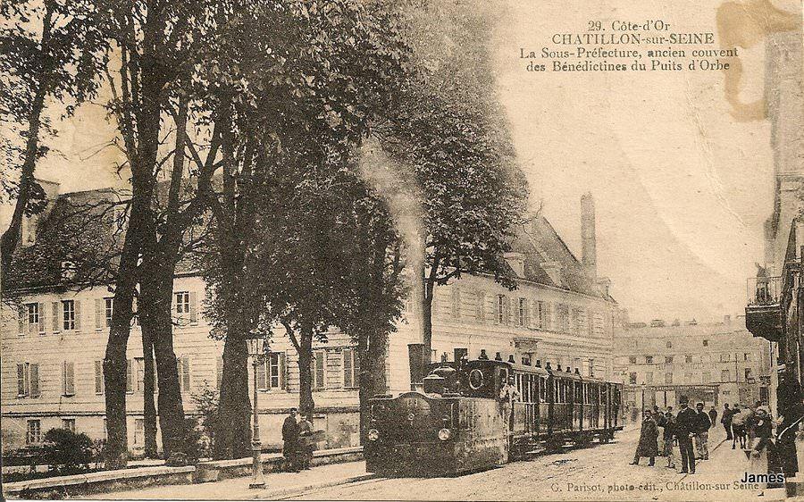 Châtillon-sur-Seine (Côte d'Or) | Côte d'or, Carte postale, Cartes postales anciennes