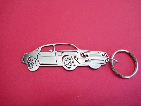 Chevrolet Camaro Z28 Key Ring Key Chain Fob