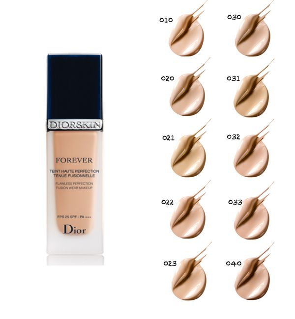 Nietypowy Okaz dior skin forever foundation - One of my favs. | Makeup Drawer VJ22
