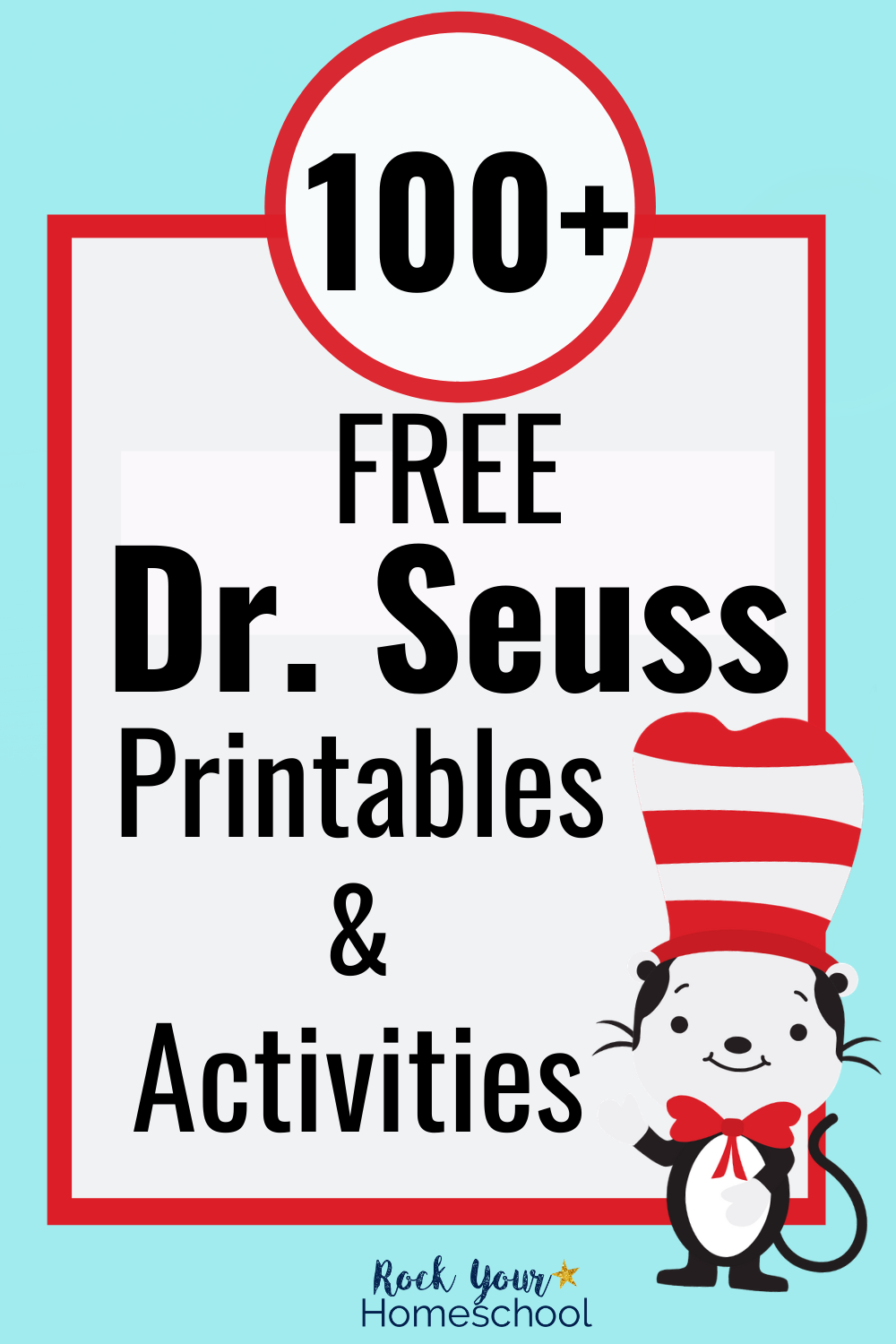 - 100+ Free Dr. Seuss Printables & Activities For Fantastic Fun Dr