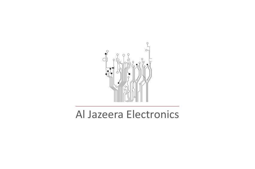 Logo Design For Al Jazeera Electronics By Conqueror It Dubai Www