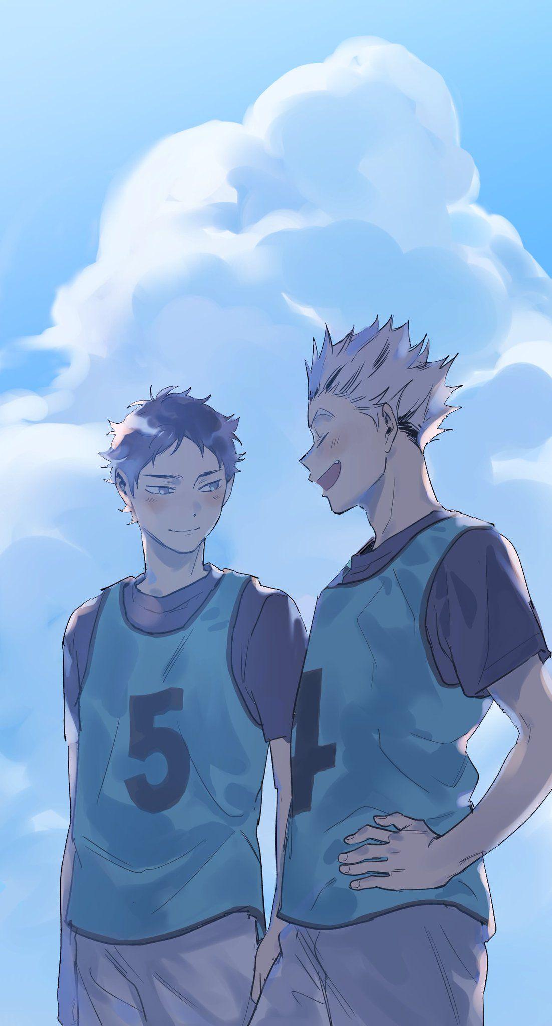 Bokuto & Akashi
