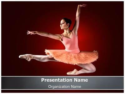Ballerina powerpoint template is one of the best powerpoint ballerina powerpoint template is one of the best powerpoint templates by editabletemplates toneelgroepblik Image collections