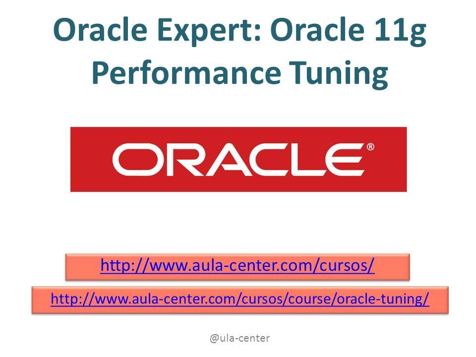 Oracle Certified Expert DBA es la tercera Certificación de Oracle ...