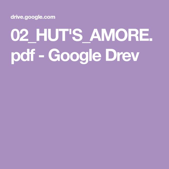 02 Hut S Amore Pdf Google Drev Med Billeder Haekling Haekling Baby Babytoj