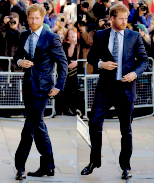 theroyalsandi:  Prince Harry, October 26, 2015