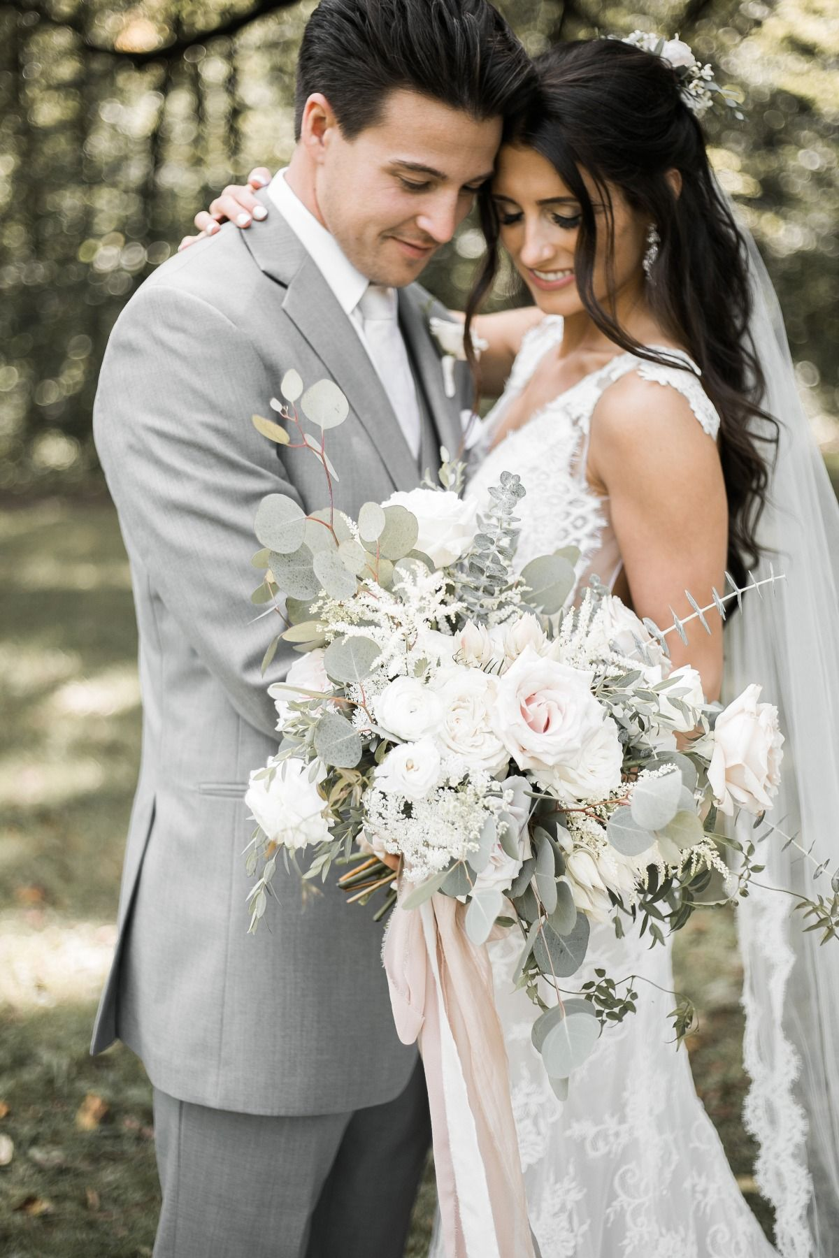 This WhiteWashed Organic Chic Wedding is What Dreams are