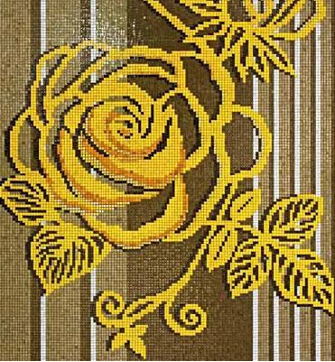 SICIS #Mosaic #Tile #Art #Interiors #Yellow #InteriorDesign #Decor ...