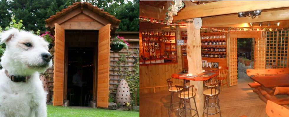 Heres why tiny bar sheds are the hottest new trend bar