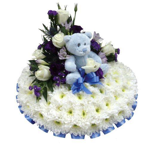 Funeral Flowers Baby Boy Funeral Wreath Funeral Flowers Funeral Flower Arrangements Funeral Arrangements