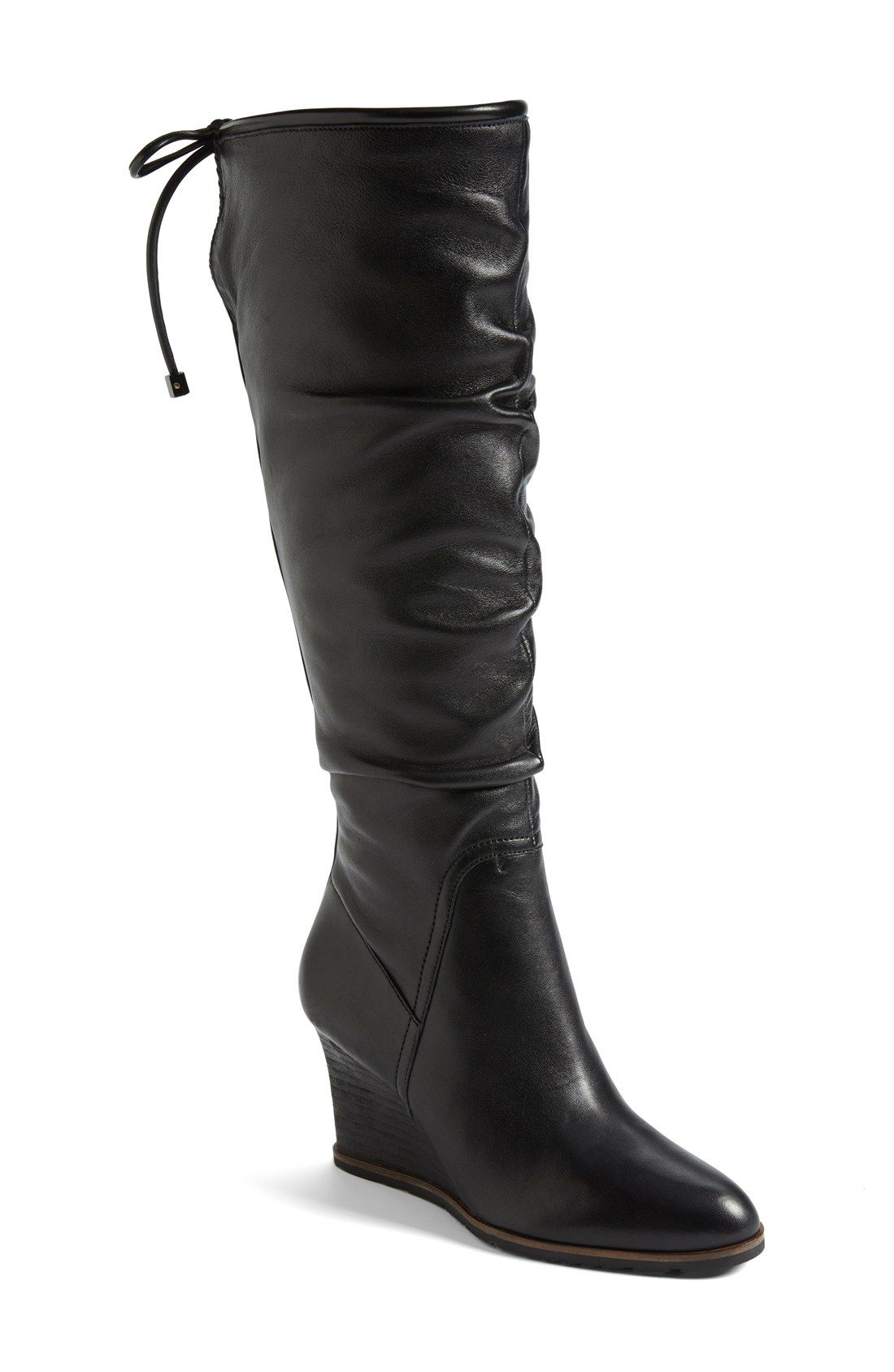 0787dce9dc6 Franco Sarto 'Dominion' Wedge Boot (Women) (Wide Calf)   Shoes ...