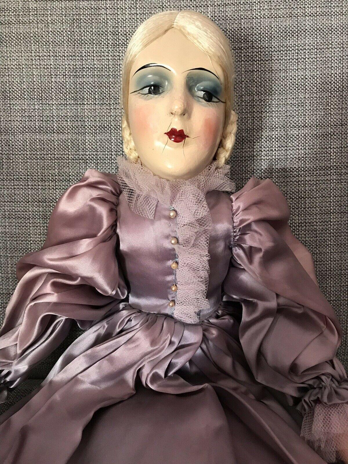 1920 S Anita Boudoir Bed Doll