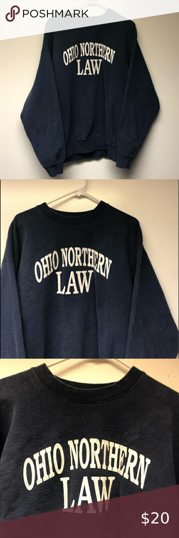 Ohio Northern University Law Crewneck Sweatshirt Crew Neck Sweatshirt Sweatshirts Sweatshirt Shirt [ 1740 x 580 Pixel ]