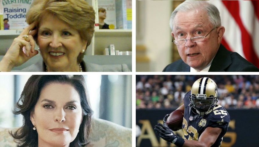 30 Famous People Who Attended The University Of Alabama The University Of Alabama People University Of Alabama