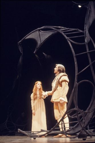 supernatural things in the tempest