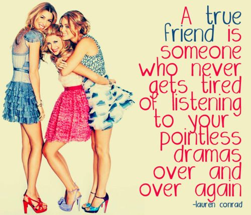 girly friendship quotes