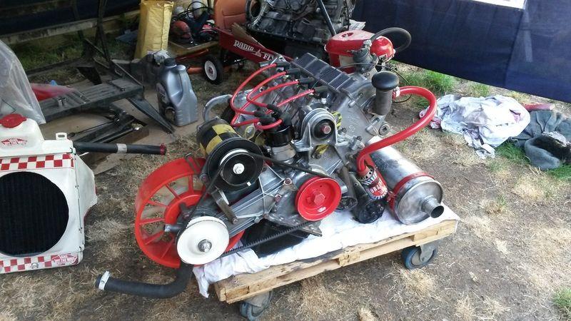 HILLMAN IMP ENGINE Engineering, New engine, Classic cars