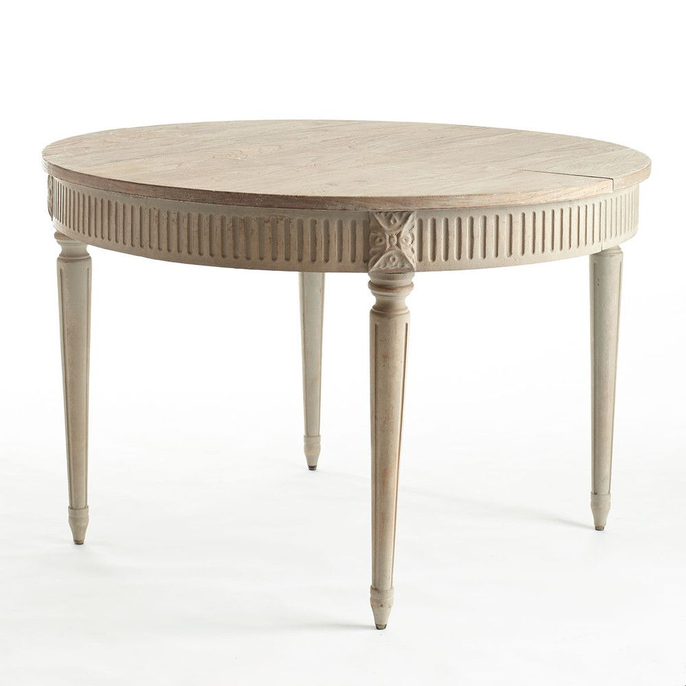 Gustavian extension table extensions classic furniture and living