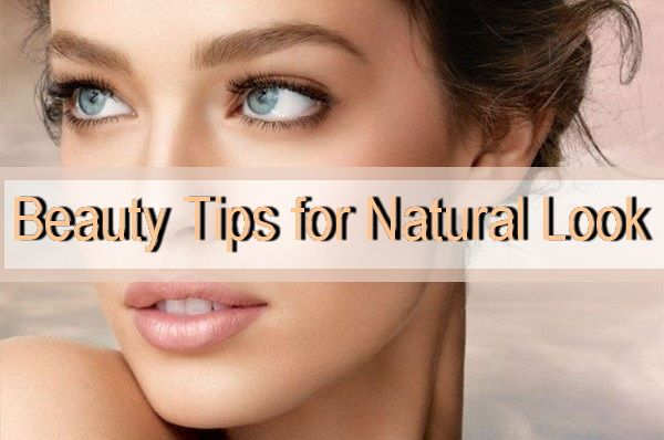 If you want to look just like a model, wearing makeup but still look naturally, these beauty tips are the right for you.