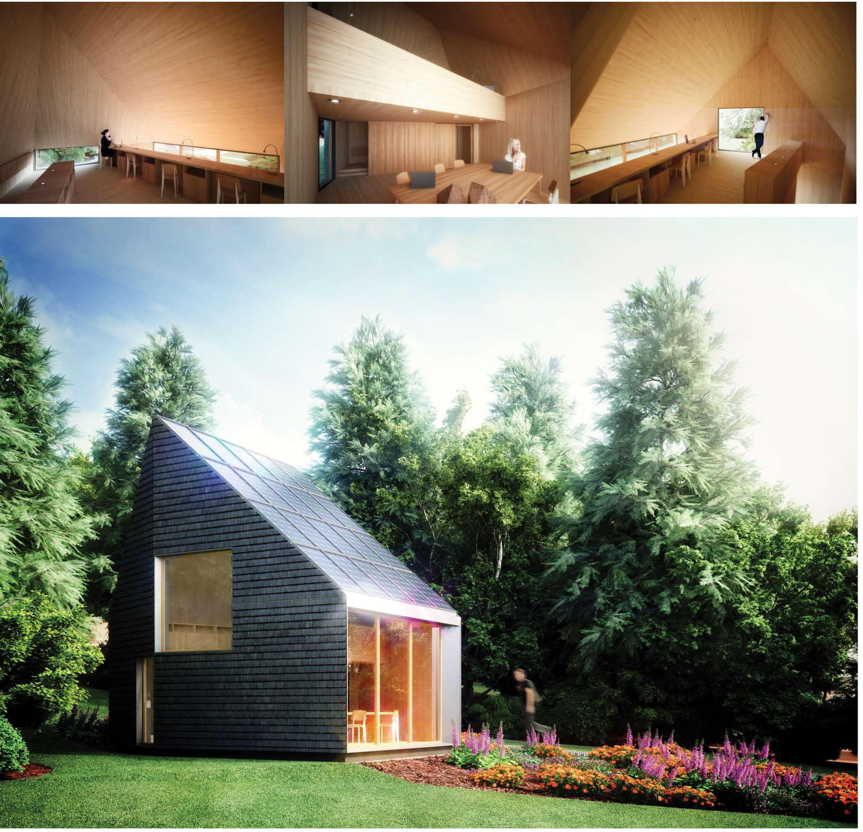 zaha hadid design passivhaus kleine huser fertig kabine kleinigkeiten zuknftiges zuhause passivhaus macros - Kleine Fertigkabine