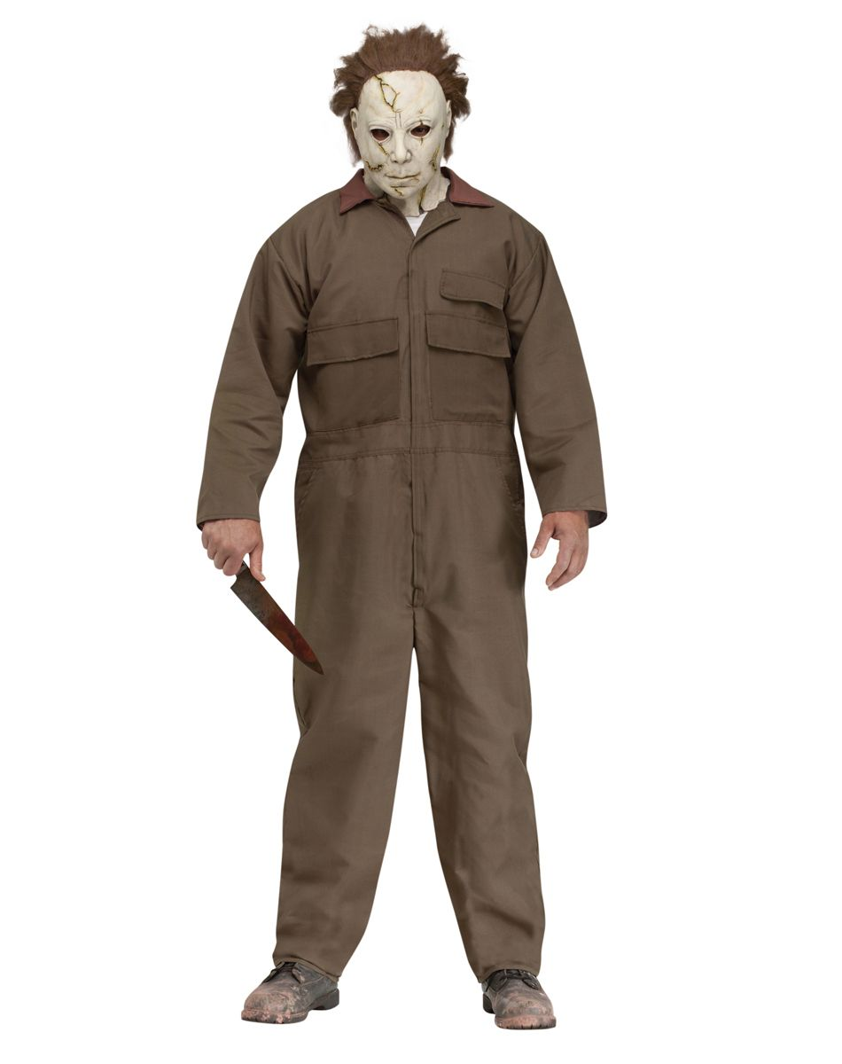 Rob Zombie Mike Myers Adult Mens Costume at Spirit Halloween ...