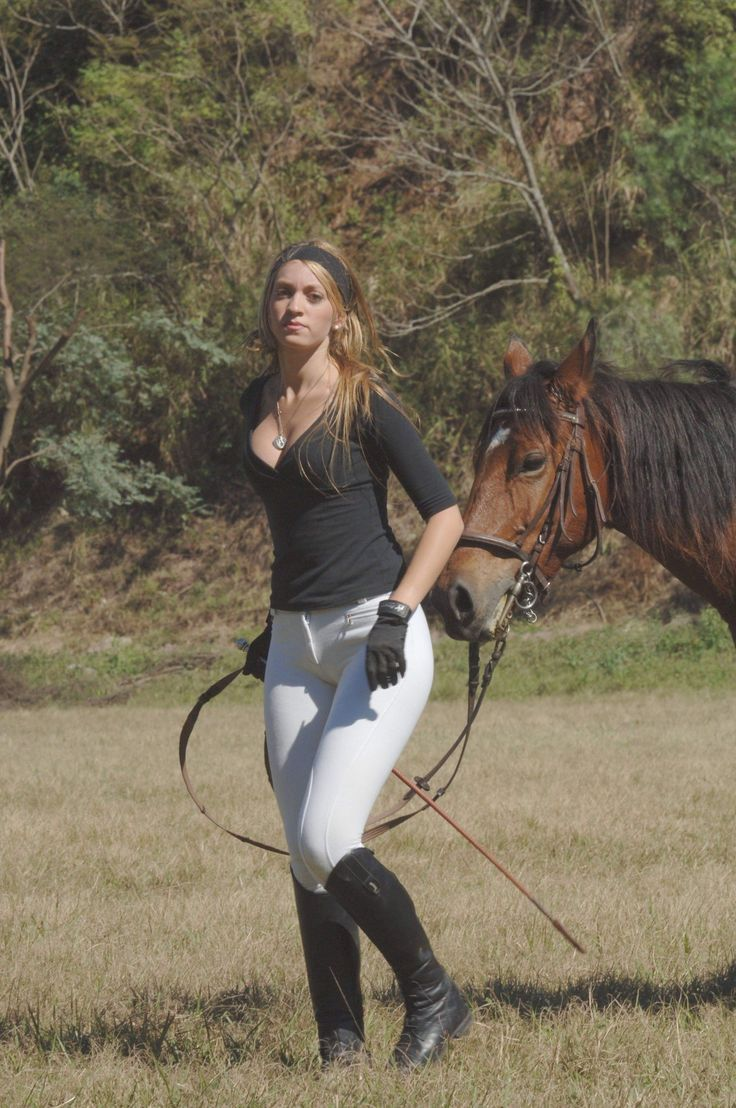 Photo of Caballo Norteamericano. – #American #hijab #horse #North #Wom