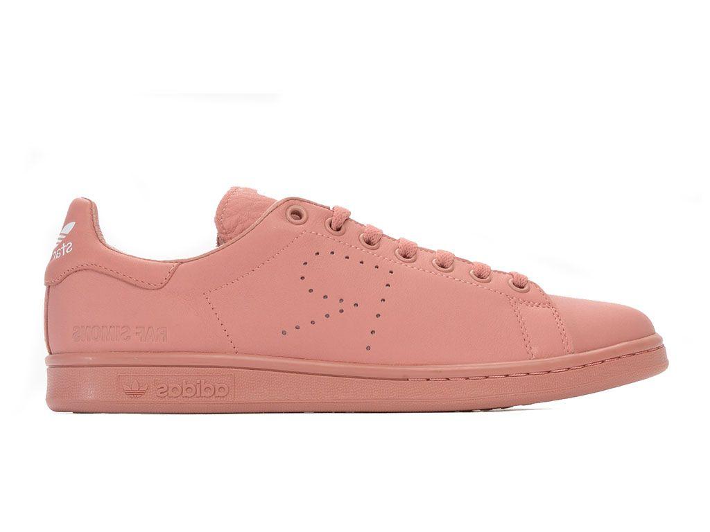 df16f7e6ba0 Adidas Stan Smith Orange Homme Femme
