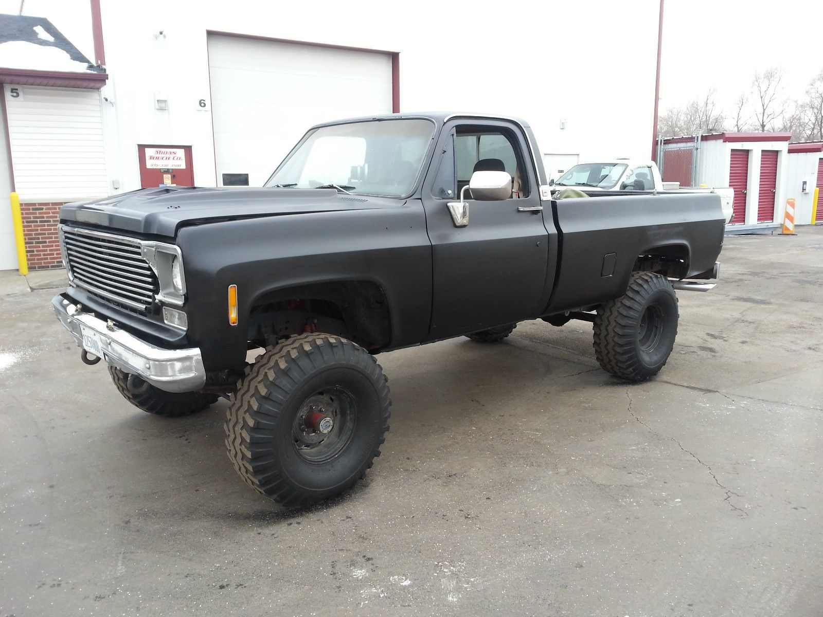 1977 chevrolet lifted classic chevrolet c k pickup 1500 1977 for sale