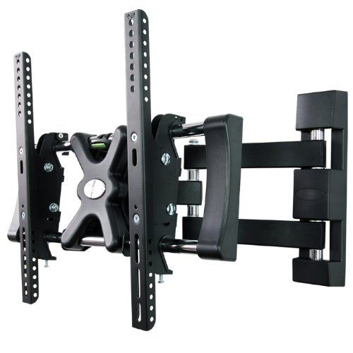 "Loctek 32""- 42"" Luxury Articulating Wall Mount Bracket For LED LCD Plasma TV, Angle Free Adjustable Tilt and Extended Swivel, Max 77lbs by Loctek. $49.99"