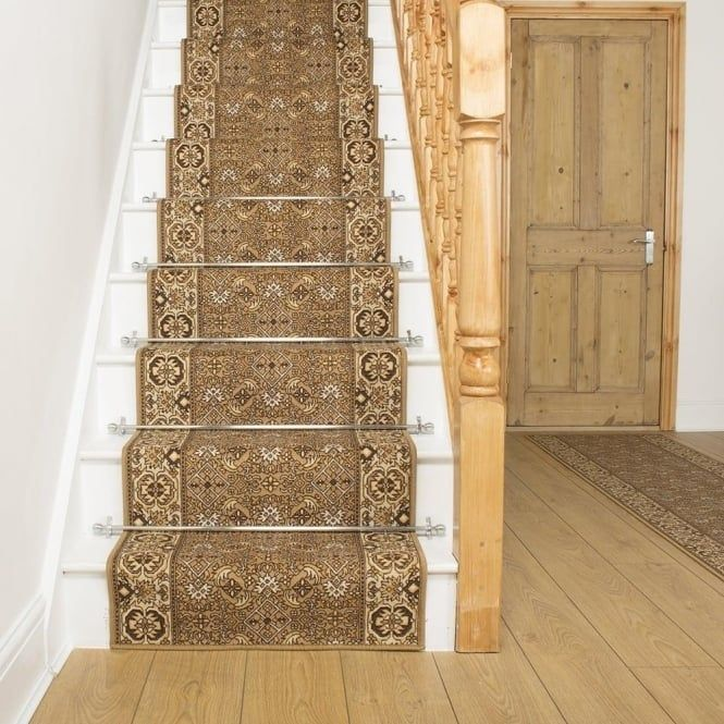 Best Bidjar Beige Stair Runner Outdoor Carpet Indoor Outdoor 640 x 480
