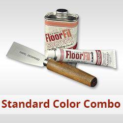 Floorfil Laminate Floor Repair Standard Color Combo Box